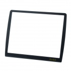 Designer's Professional Optical Glass Camera LCD Screen Protector Cover for Nikon D3/D3X