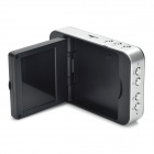 "DM-600 Separate 5.0MP Wide Angle Lens Car DVR Video Recorder w/ 2-LED Night Vision / HDMI (2.4"" LCD)"