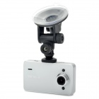 "2.7"" TFT Full HD 1080P 5.0MP Car DVR Video Recorder w/ G-Sensor / HDMI / AV-OUT / 2-LED Night Vision"