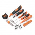 PICASSO PS-E005 26-in-1 Professional Knife + Screwdrivers + Voltage Tester + Tape Tools Kit