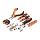 PICASSO PS-E003 25-in-1 Screwdrivers + Tape + Pliers Tools Kit