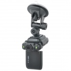 "2.0"" Rotate LCD 5M CMOS Wide Angle Full HD 1080P HDMI/AV OUT Car DVR"