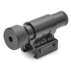 Tactical 6mW Red Laser Rifle Scope Sight with Tail Switch - Black (2 x AG13 or 1 X CR123A)
