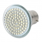 B22 4.9W 81-LED 486~560LM 3000~3500K Warm White Light Lamp (85~265V)