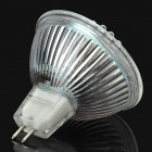 GU 5.3 4.9W 486LM 3000K Warm White Light 81-LED Spotlight Bulb (12V)