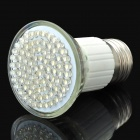 E27 4.9W 486~560LM 3000K~3500K 81-LED Warm White Spot Light Bulb (85~265V)