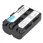Ismartdigi NP-FM500H Replacement 7.2V 1650mAh Battery for Sony DSLR-A560 + More