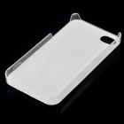 Genuine Joyroom Protective Diamond Cover Case for Iphone 4/4S - White + Black