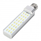 E27 12W 450LM 3500K 24x5730 SMD Warm White Light Lamp (AC 220V)