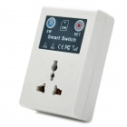 ORUIBO 2200W GSM Remote Control Power Adapter - White (AC 220V / AU Plug)