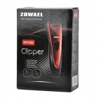 Zowael RFC-282 Compact Hair Shaver Razor - Red