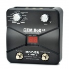 "MOOER GEM Box LE 1.1"" LED Guitar Multi-Effects Processor - Black"