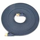 PowerSync Cat.7 RJ45 High Speed Ethernet Cable - Dark Blue (10M)