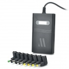 75W AC Power Adapter with Charging Adapters for Laptop (100~240V)
