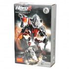 Intellectual Development DIY 3D Star Soldier Action Figure Puzzle Kit - Hero Drilldonzer