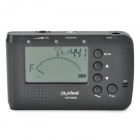 "3-in-1 2.2"" LCD Chromatic Metro-Tuner - Deep Grey"