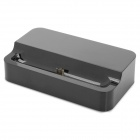 Portable Charging Dock Station for Samsung I9220 - Black