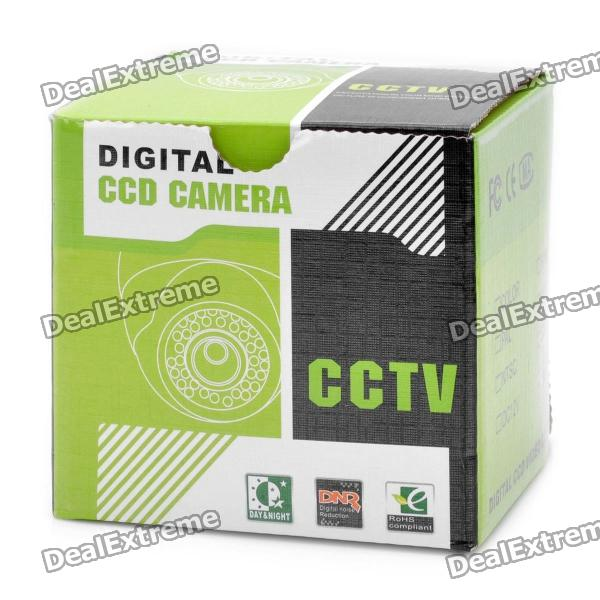 Ir digital color ccd camera manual, ir digital color ccd camera.
