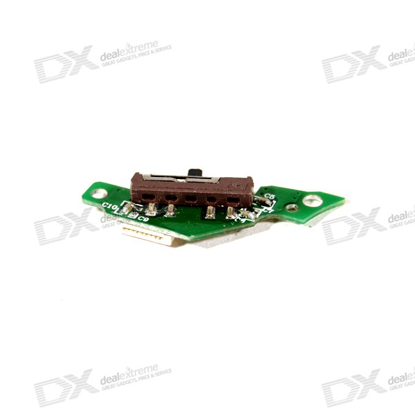 Replacement Power Switch with Circuit Board for PSP Slim/2000