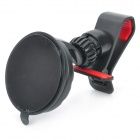Clip Universal Car Mount Holder Estilo giratoria - Negro