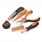 PICASSO PS-C002 14-in-1 Voltage Tester + Screwdrivers + Knife + Pliers + Tape Tools Kit