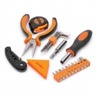 PICASSO PS-J003 21-in-1 Screwdriver + Pliers + Tape + knife + Leveler Tools Kit