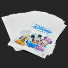 Cartoon Polybag PE mit Cute Disney Mickey Mouse Minnie Mouse + + Pluto-Muster (45-Stück-Packung)