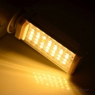 E27 8W 3200K 620-Lumen 28-5630 SMD LED Warm White Light Bulb (AC 85~265V)