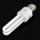 E27 8W 2700K Yellow Light U Type Energy Saving Lamp (AC 220V)