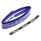 Anti-Slip Badminton Racket PU Tape Wrap - Purple