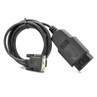 COM Cable KKL VAG-COM for VW/Audi 409.1 - Black
