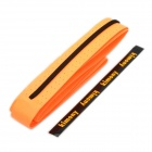 Anti-Slip Badminton Racket PU Tape Wrap - Orange