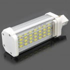 G24 8W 28x5630 LED 550~650LM 6000~6500K White Light Lamp (85~265V)