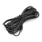 3.5mm Male to Male Audio Cable - Black (10 Meters)