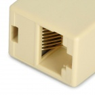 RJ45 8-Pin Female to Female Coupler Extender Cable (Par)