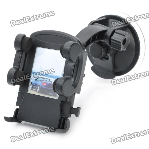 все цены на 360 Degree Swivel Car Mount Holder for Iphone 4S/HTC/Samsung/Blackberry Series онлайн