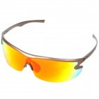 OQSPORT LMP-125931 Fashion Outdoor Sports Cycling UV400 Protection Polarized Lens Sunglasses