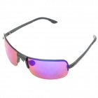 OQSPORT LMP-125934H Fashion Outdoor Sports Cycling UV400 Protection Polarized Lens Sunglasses