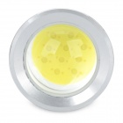 GU10 5W 500LM Cold White Light LED Convex Lens Cup Bulb (85~265V)