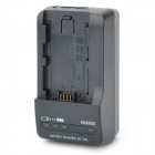 Designer's Digital Camera Battery Charger for Sony BC-TRV - Black (100-240V)