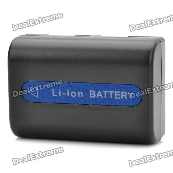 Ismartdigi NP-FM50 Replacement 7.2V 1700mAh Li-ion Battery for Sony DCR-TRV22E + More ismartdigi replacement li 50b 3 7v 920mah battery for olympus mju tough tg 160 more