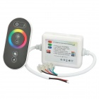 3-CH 4-Mode RGB LED Dimmer Controller w/ RF Touch Remote Control (DC 12~24V)