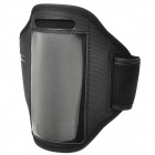 Trendy Sports Armband for Iphone 4 / 4S - Black