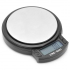 "Mini Precision 1.4"" LCD Digital Jewelry Scale (2 x AAA)"