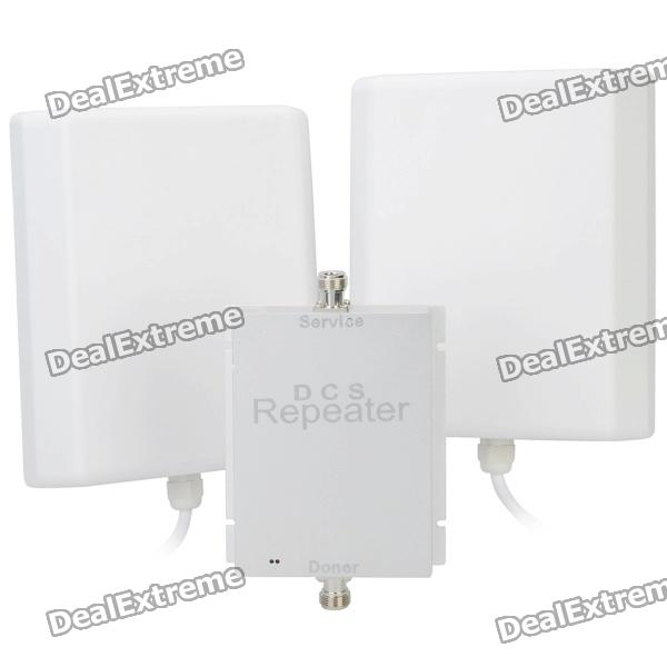 DCS ET-850 Cell Phone Mobile Phone Signal Repeater Booster Amplifier - Silver