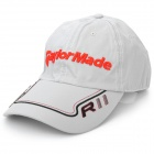 Outdoor Sports Baseball Cap Hat - Greyish White