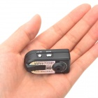 HD 720P 12MP Mini Camera Photograph/Video/Voice Record/Motion Detection/Webcam