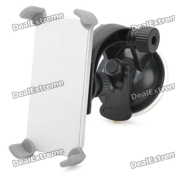 Adjustable Car Windshield 360 Degree Rotation Swivel Mount Holder for Iphone 4S