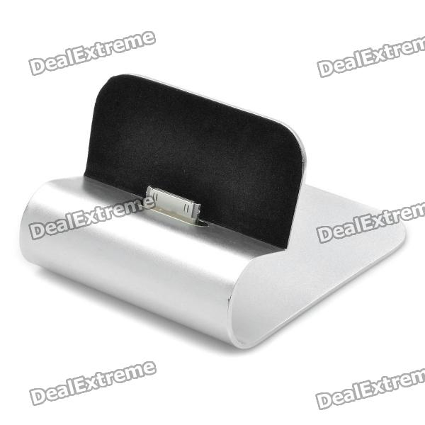 Metal Car Charging Stand for Samsung P1000 with USB - DXMounts &amp; Holders<br>Color: silver - Material: metal - USB Length: 70cm - Suitable for Samsung P1000<br>