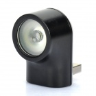 Mini Portable USB 27~29LM 5100~6100K White LED Light